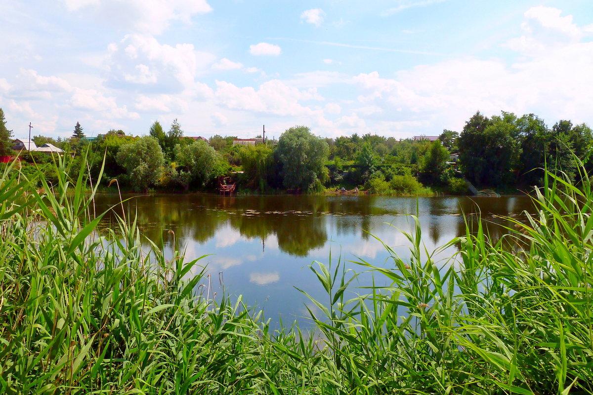 Тишина на реке - Лидия Бараблина