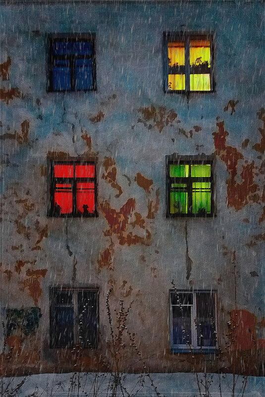 ночные окна - Gala *