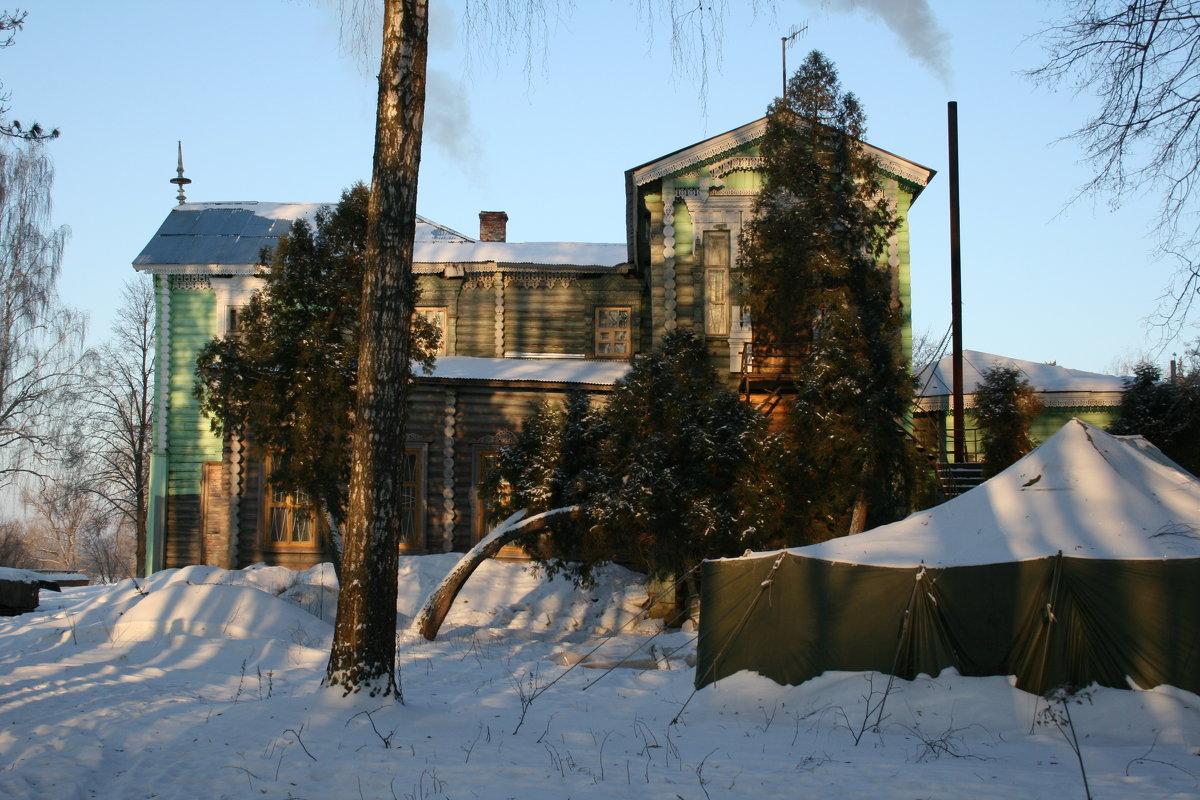 морозный день - Димончик