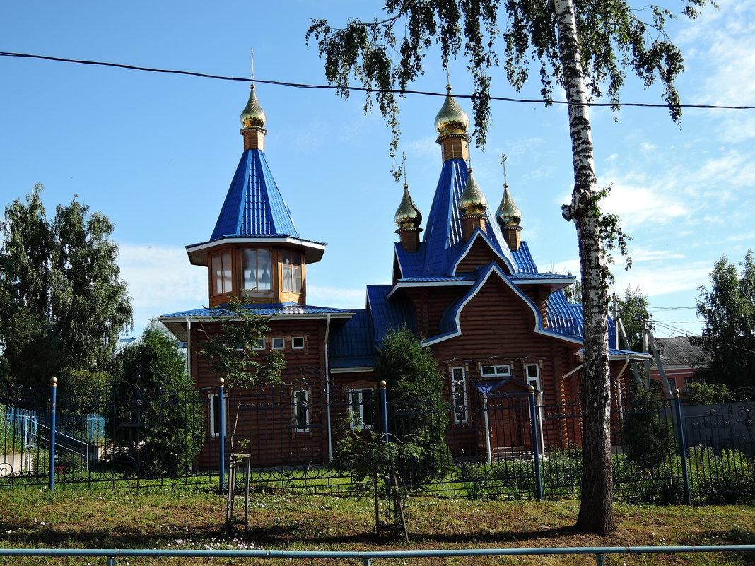 Деревянная Церковь - greenveron