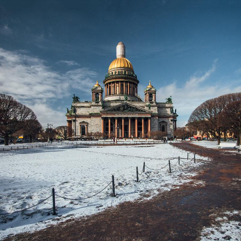Исаакиевский собор - Алексей Шуманов
