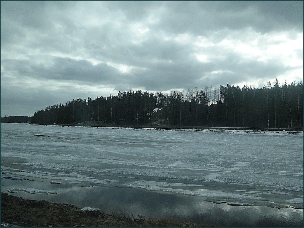 По дороге в Лаппеенранту - Вера