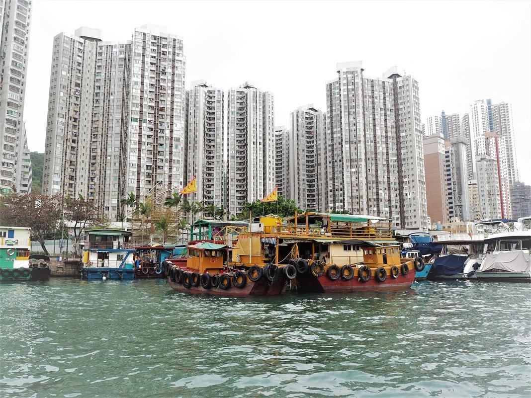 Абердин Гонконг - Swetlana V