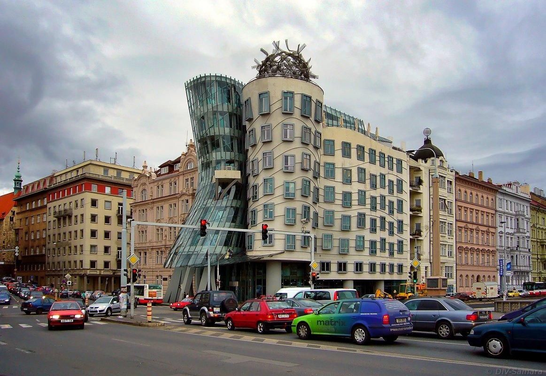 Танцующий дом в Праге - Денис Кораблёв