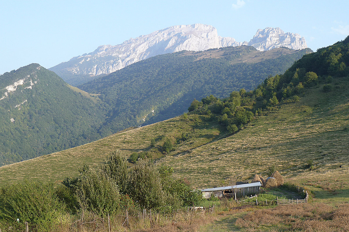 Вид на Столовую гору. - константин
