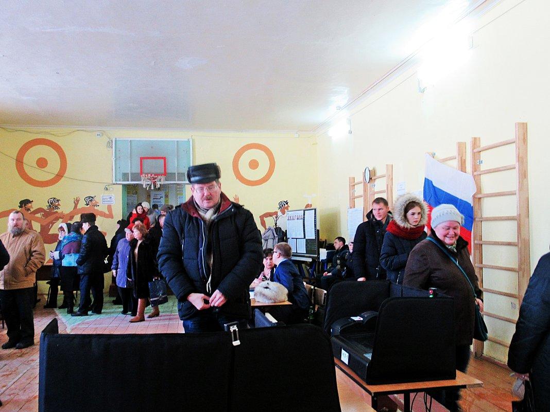 Иыборы президента - Лариса