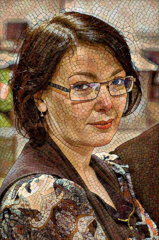 Мозаичная Юля - kondratissimo