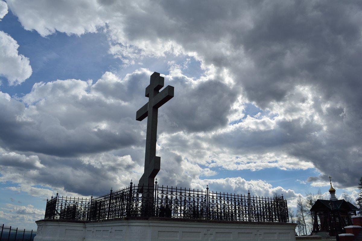 Белогорский Николаевский мужской монастырь. Царский Крест - Александр Янкин