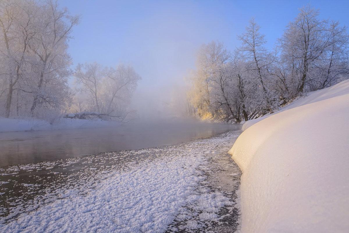 Морозное утро. - Анатолий 71