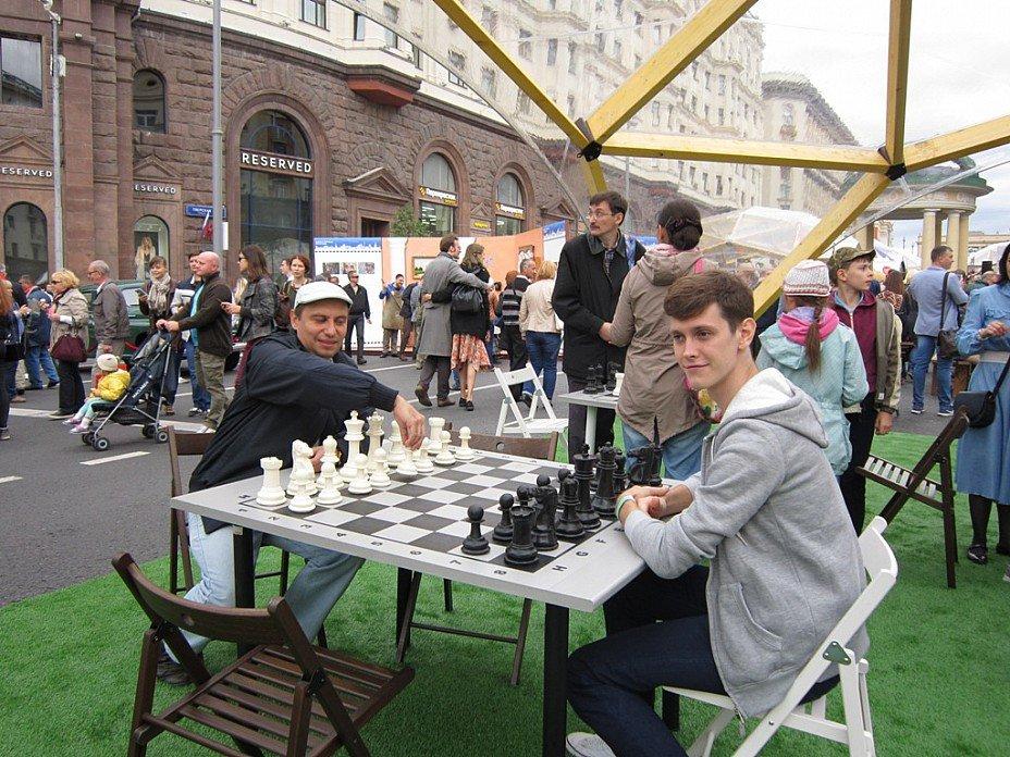 Сегодня я сыграю белыми... - Дмитрий Никитин