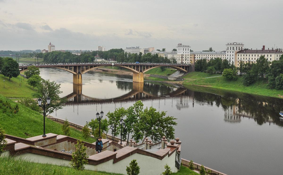 Витебск. - Галина Бехметьева