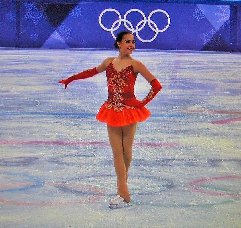 Выступление чемпионки - Марина Таврова