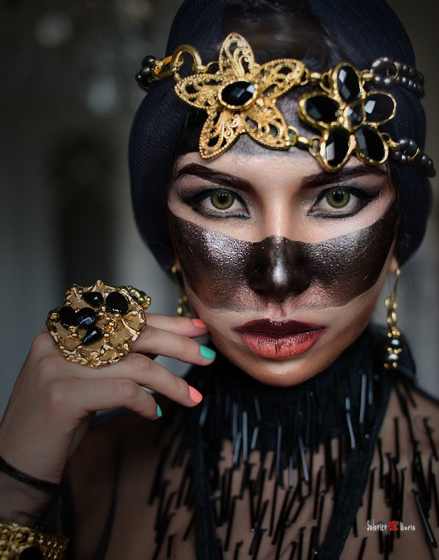 Шамаханская Царица - Борис Соловьев