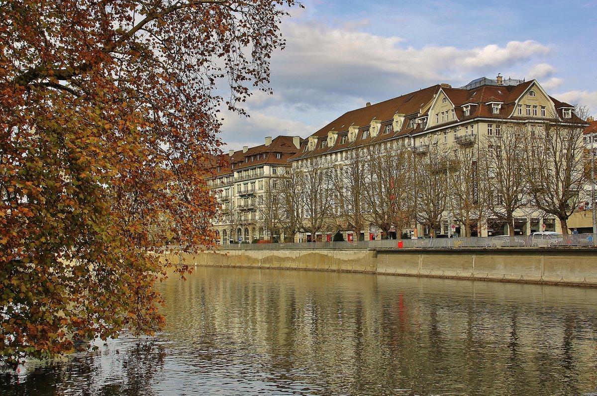 Осенний Цюрих - Natali Positive