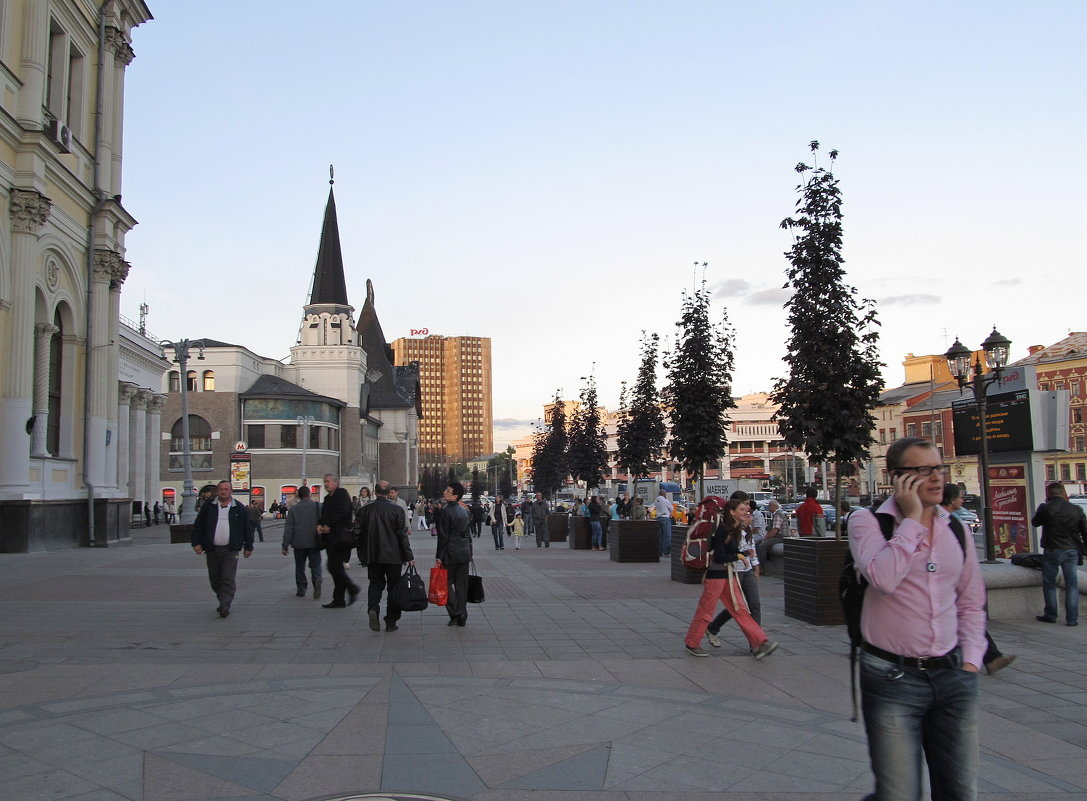 Здравствуй, Москва! - ЕСЕНИЯ ♥