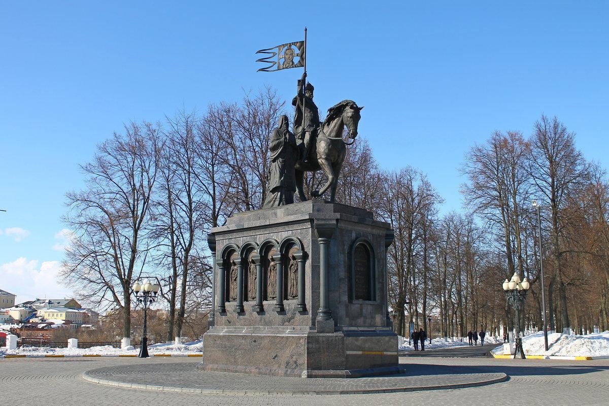 Князь Владимир и святитель Федор - Andrew