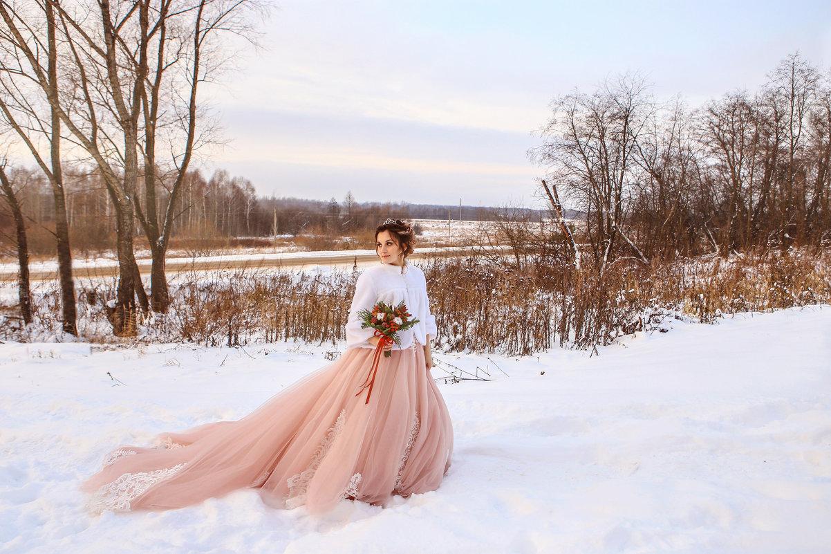 Зимняя свадьба - Ирина Лежнева