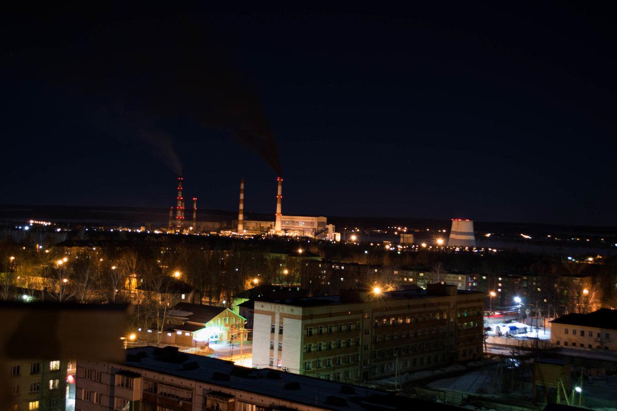 Вид на город - Артём