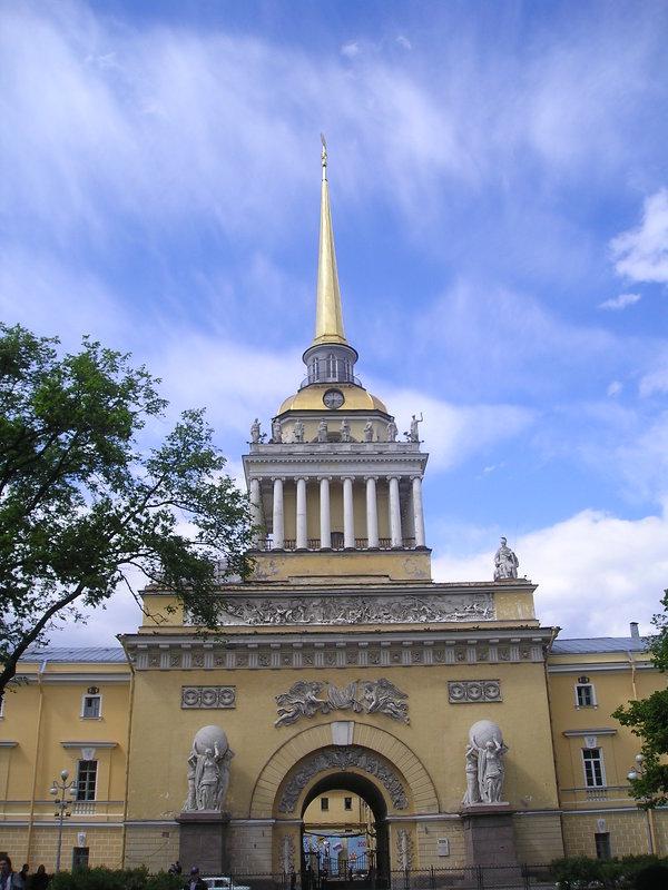 Адмиралтейство - Дмитрий Солоненко