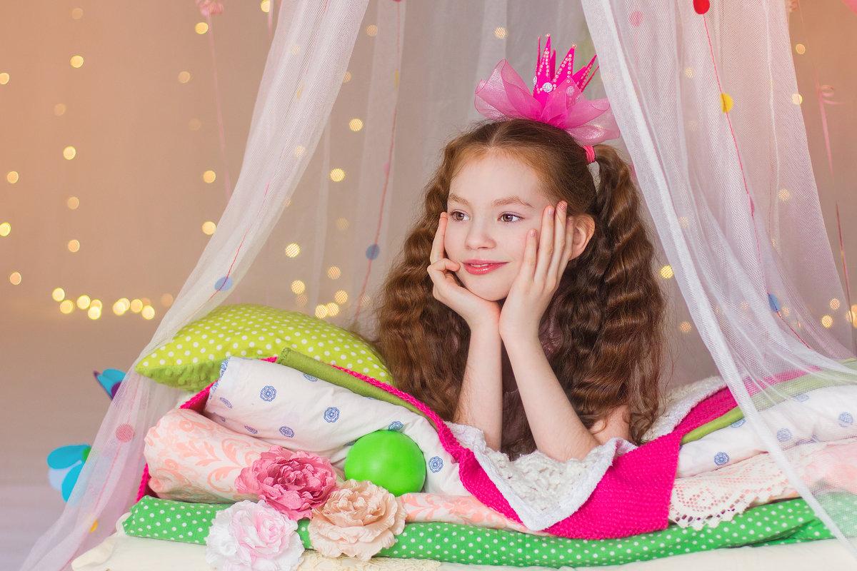Принцесса на горошине - Елена Князева