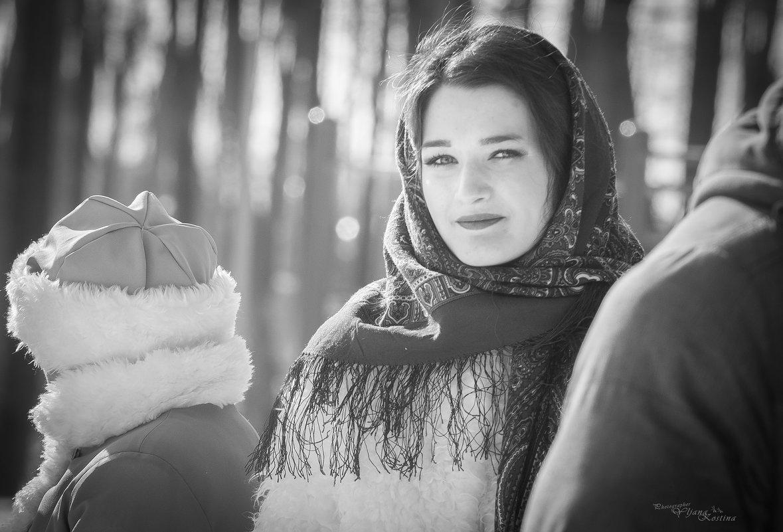 Улыбка - Ульяна Костина