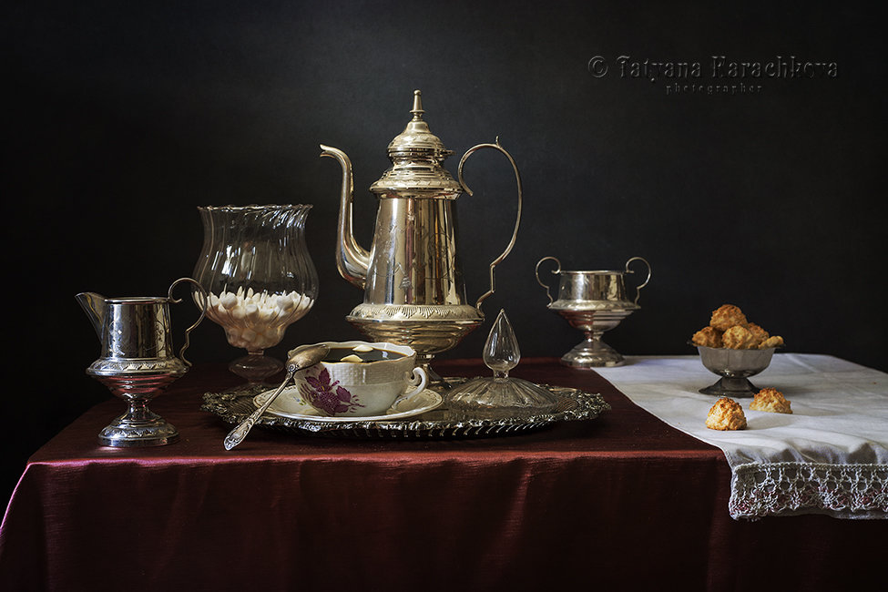 Кофейный гламур-2 - Татьяна Карачкова