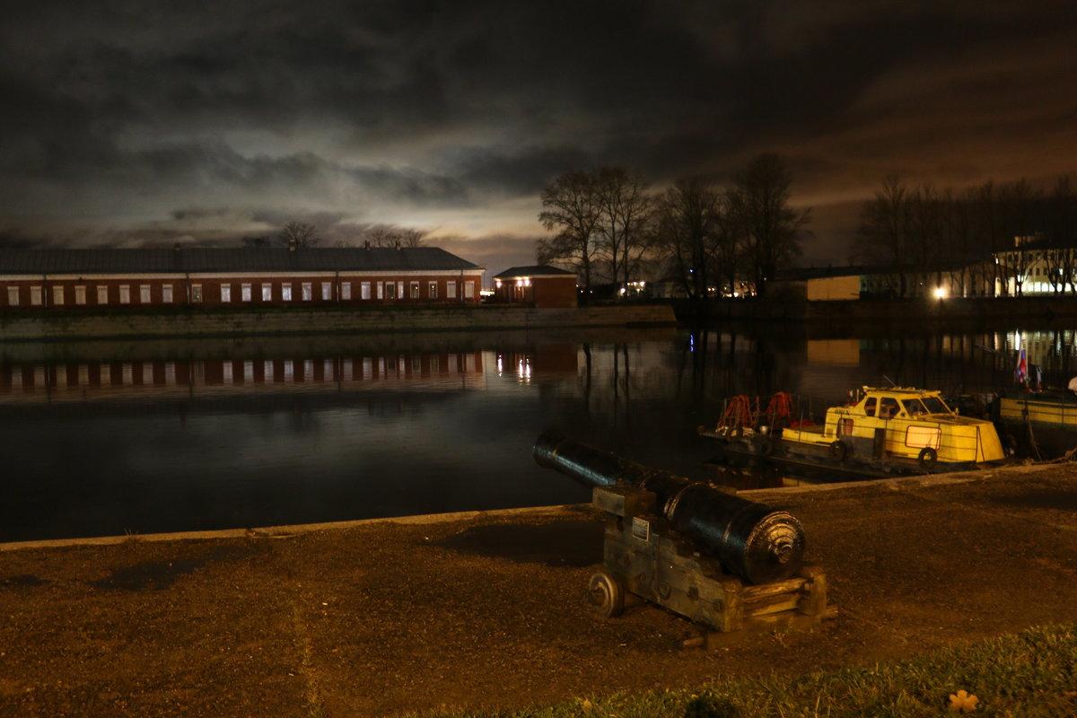 Ночь у Итальянского пруда - Ольга