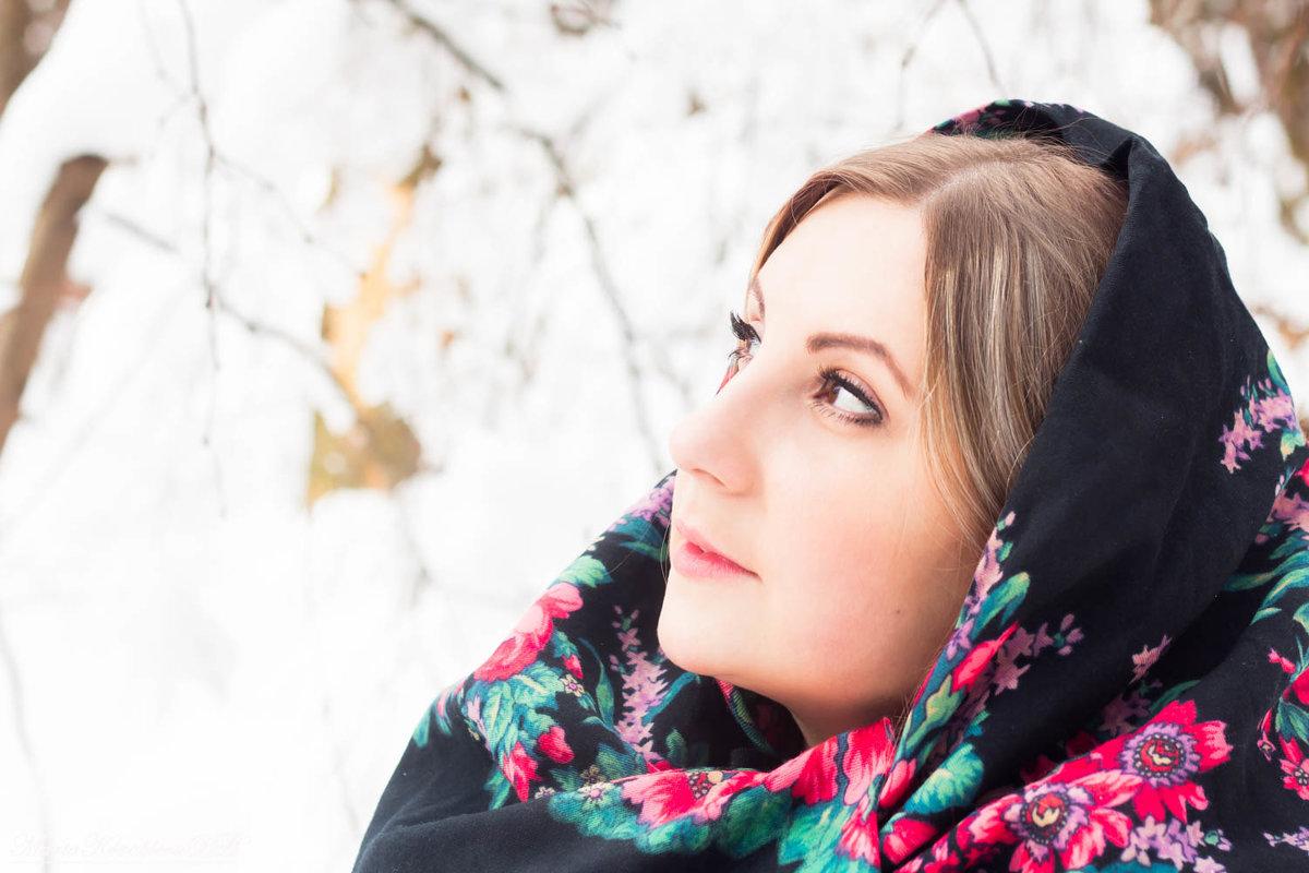 Зимняя прогулка - Marta Korableva