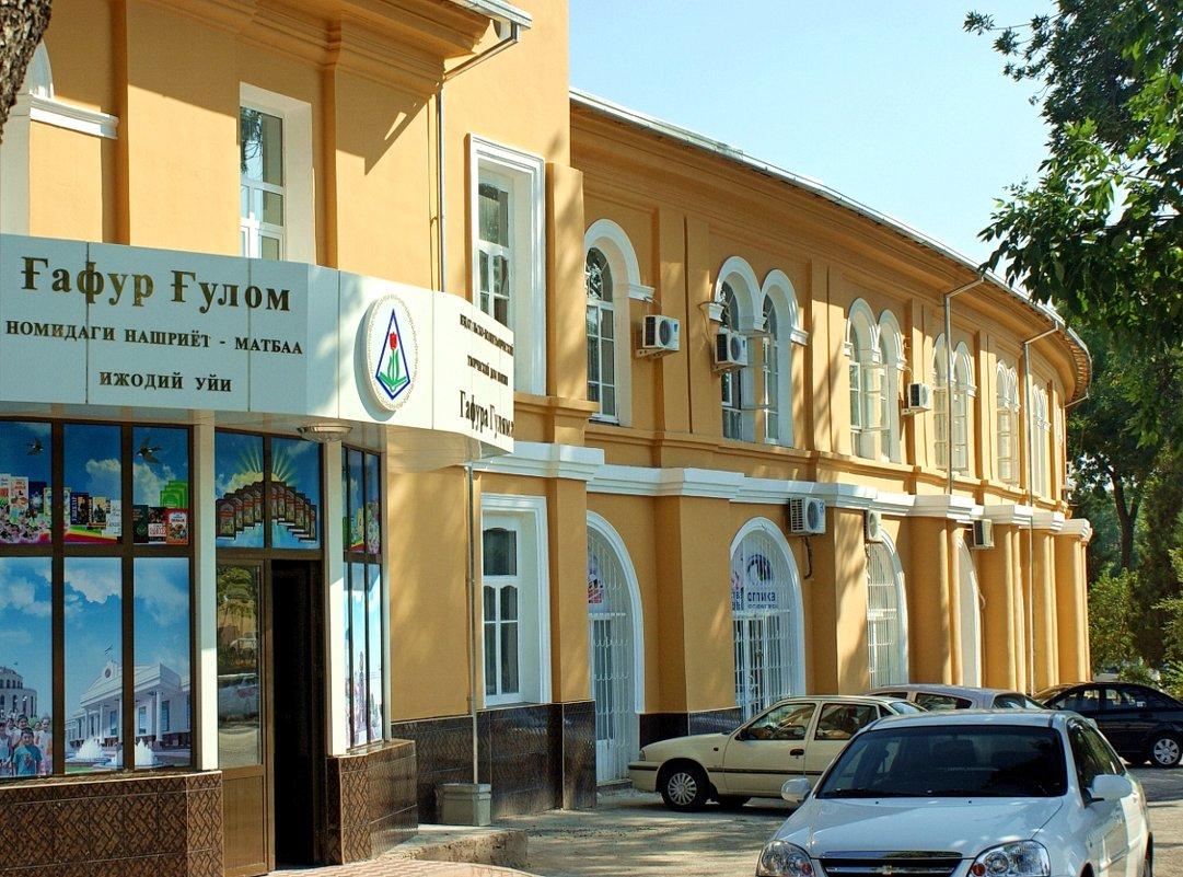 Старое здание - Mir-Tash