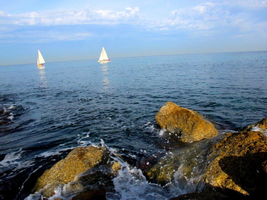 Средиземное море - Аркадий Басович