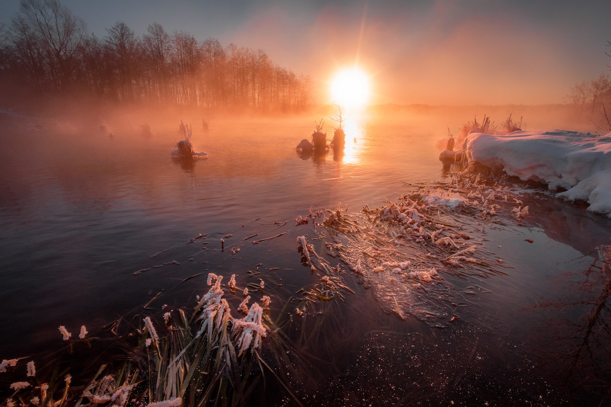 Шатурское озеро - Fuseboy