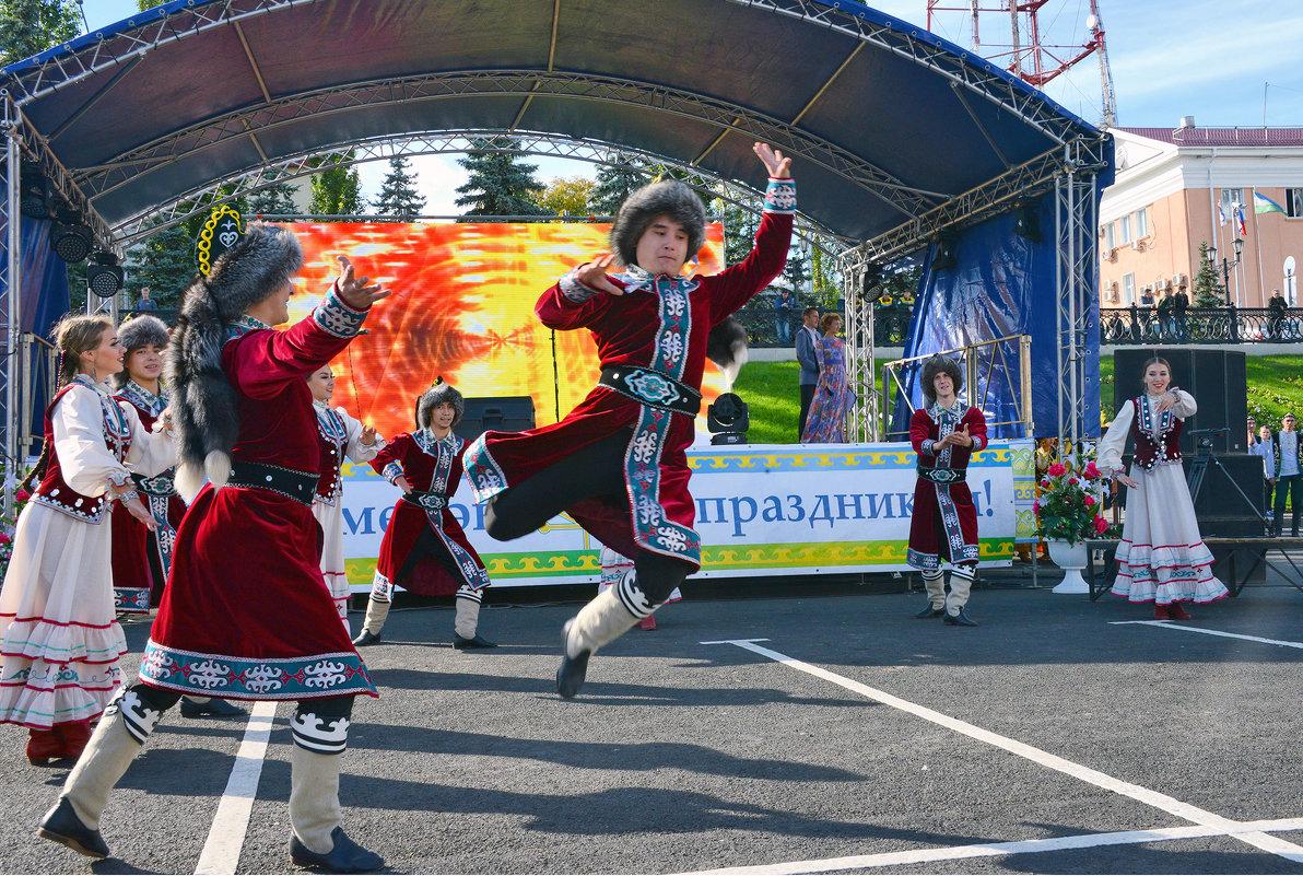 Башкирские танцы. - arkadii