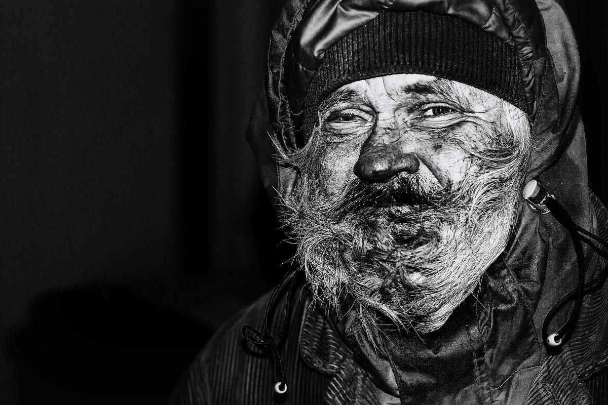 портрет - Сергей К