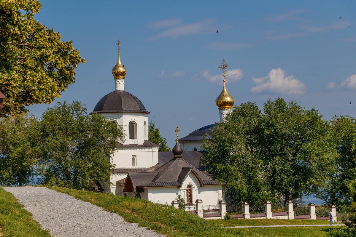 Церковь Константина и Елены. - Руслан Исламов