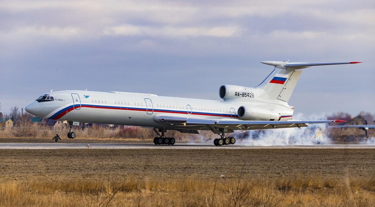 Ту-154Б 2 - Roman Galkov