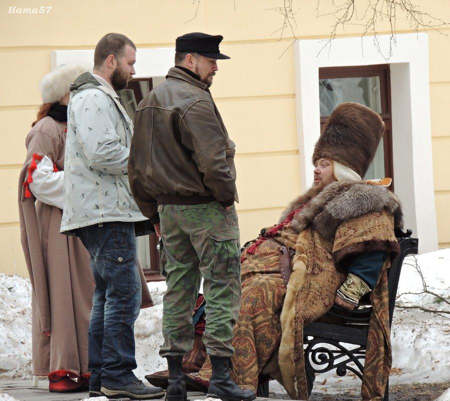 Посидим, поговорим! - Ната57 Наталья Мамедова