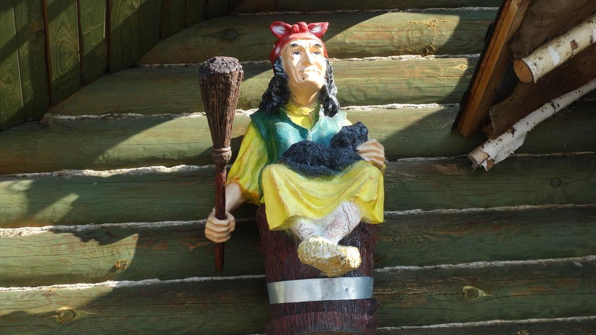 Бабка ешка из избушки - vodonos241