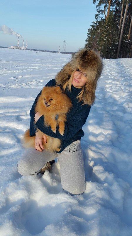 Реклама свитера ручной работы - Екатерина Кожевникова