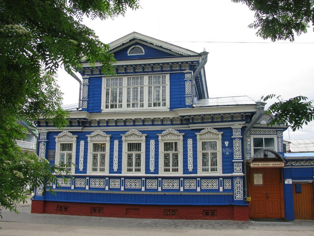 Музей самоваров - Марина Таврова