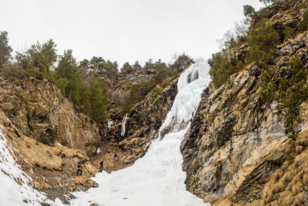 водопад Буравидон IMG_0951 - Олег Петрушин
