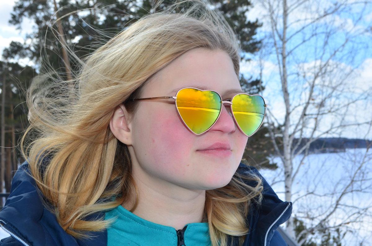 Мороз и солнце - Харон