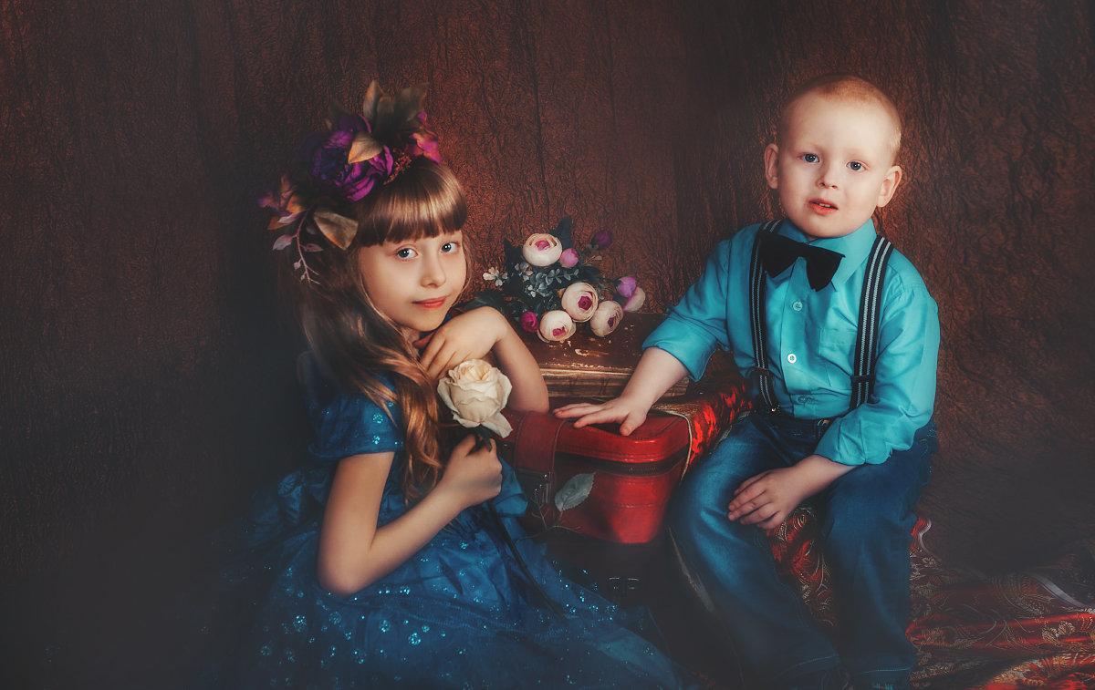 детки - Алена Желонкина