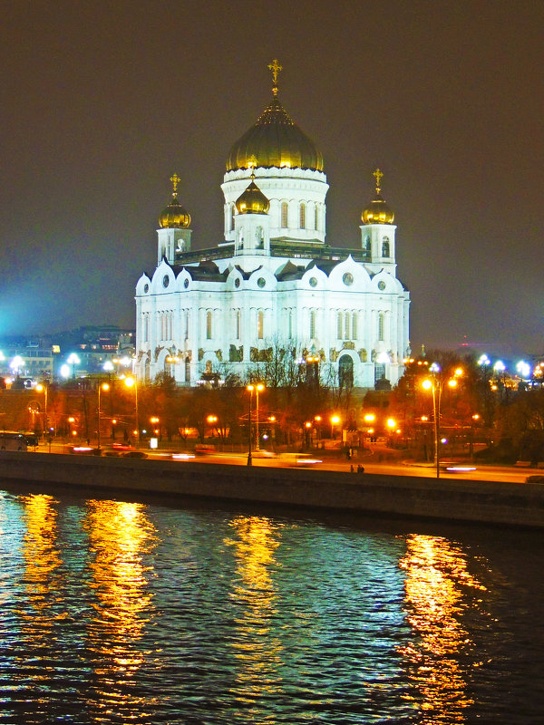 Храм Христа СПасителя - Попкова Александра