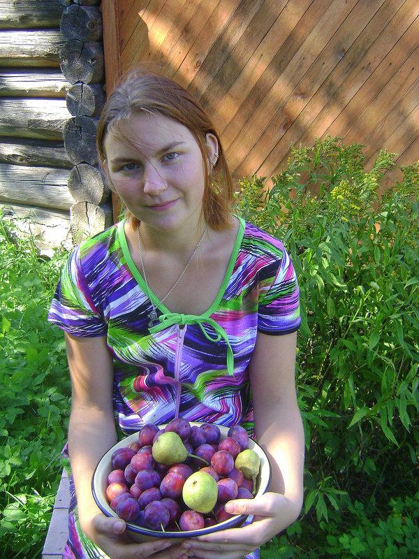 Наряд в тон урожая - Марина Домосилецкая