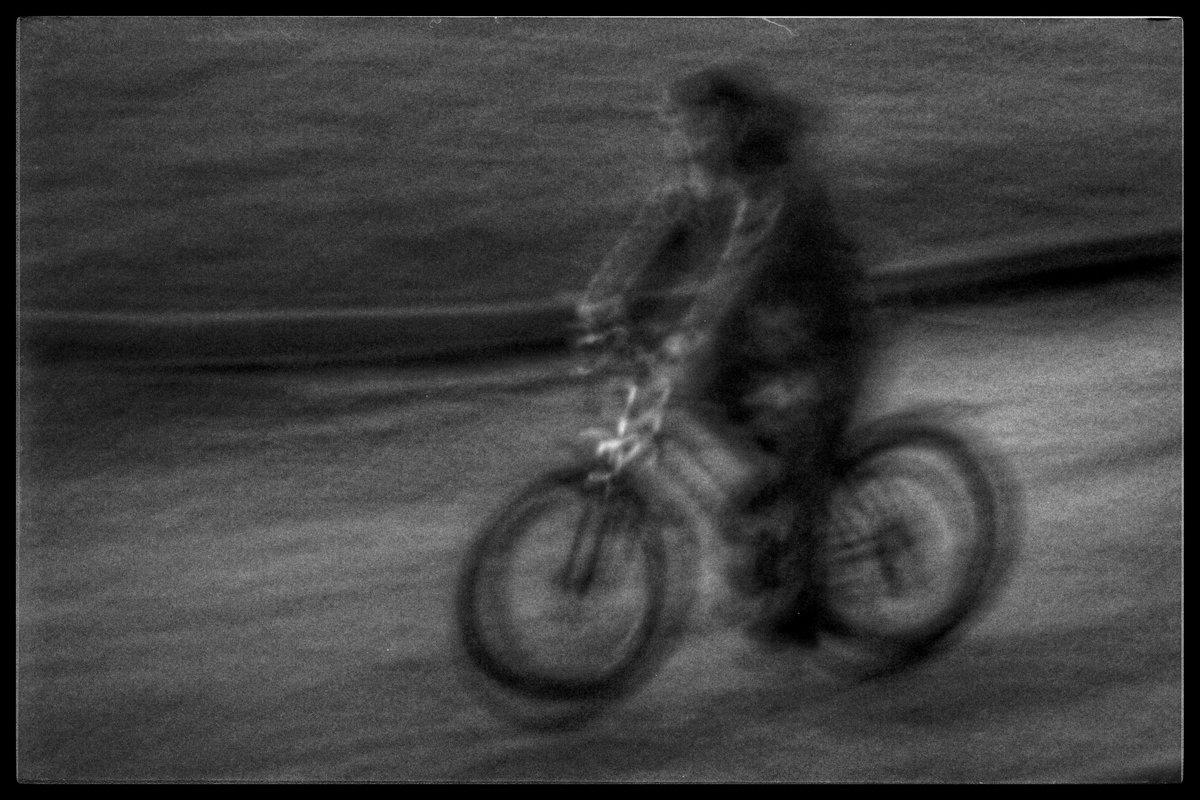 Велосипедист. - Вера Катан