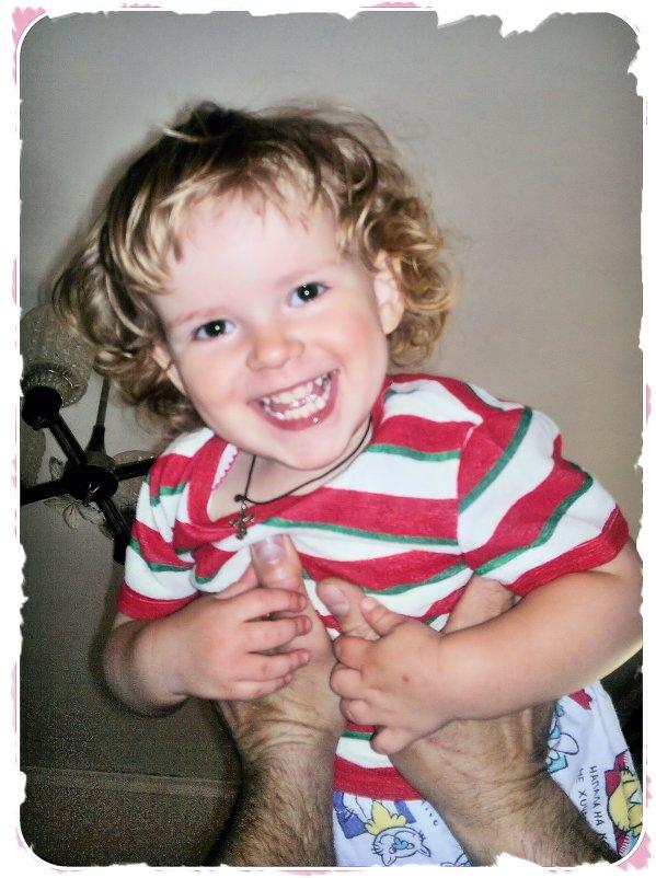 Нет в мире ничего милей улыбки наших малышей ! - Валентина ツ ღ✿ღ