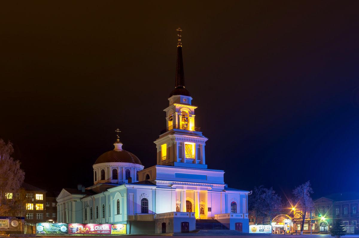 Благовещенский собор города Воткинска - Владимир Максимов