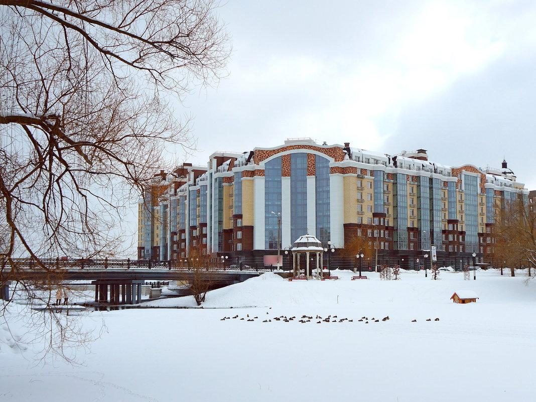 Белгород. ЖК Париж - Сергей Щеблыкин