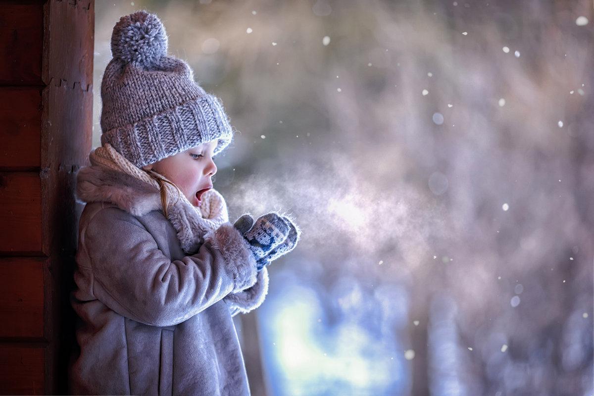 Зимнее утро - Николай Фролов