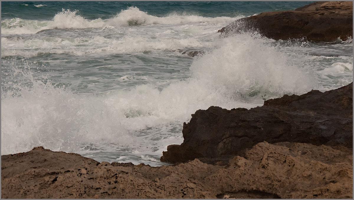 Неспокойное море - Lmark